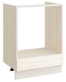DaVita Tiffani 19.57 Kitchen Bottom Cabinet Astrid Pine/Melinga