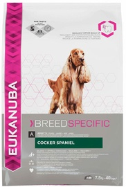Eukanuba Adult Cocker Spaniel 7.5kg