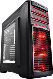 Deepcool Kendomen Middle Tower ATX Red