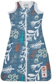 Vaikiškas miegmaišis Lodger Hopper Cotton Without Sleeves 50/62 Ocean