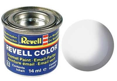 Revell Email Color 14ml Gloss RAL 9010 White 32104