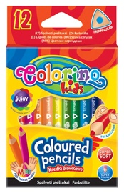 Colorino Kids Coloured Pencils Juicy Colors 12pcs 33077PTR