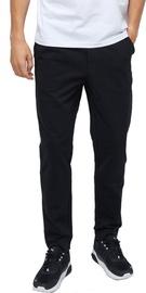 Audimas Tapered Fit Sweatpants Black 176/S