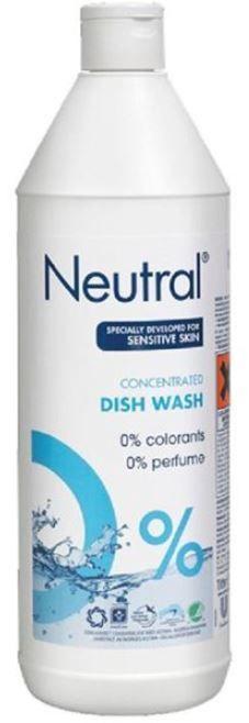 Neutral Dishwash Liquid 1l