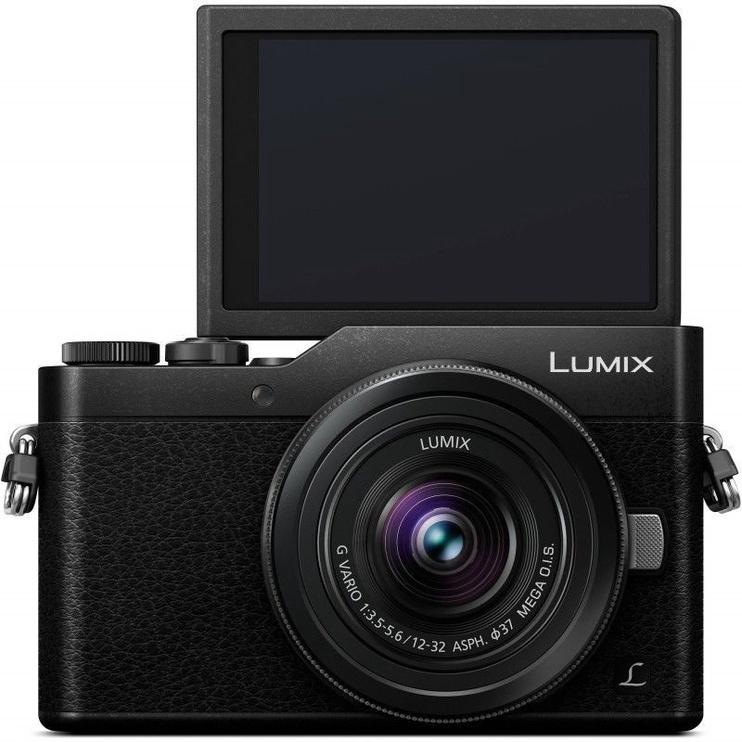 Panasonic Lumix DC-GX800 + 12-32mm + 35-100mm Kit Black