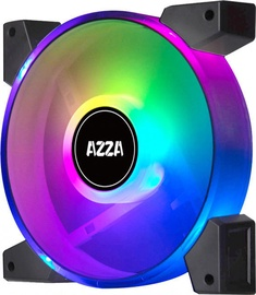 AZZA Hurricane II Digital RGB 120mm