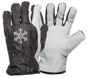 DD Goatskin Gloves With Warm Lining 10