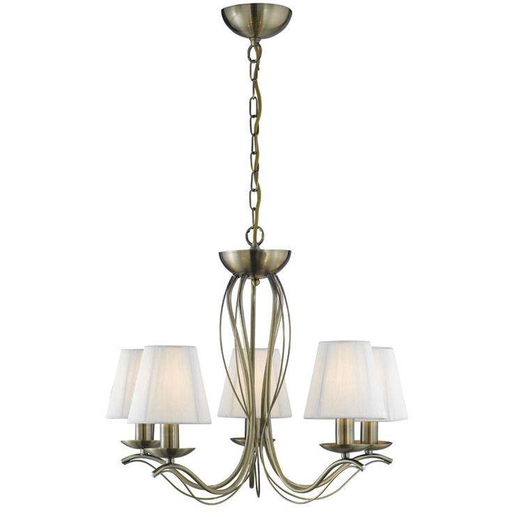 LAMPA GRIESTU ANDRETTI 9825-5AB 5X40W E1 (Searchlight)