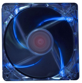 Xilence Case Fan Transparent LED 120 Blue COO-XPF120.TBL