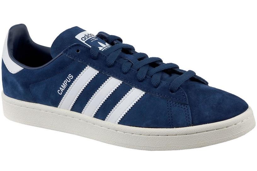 Adidas Campus Shoes BZ0086 Blue 43