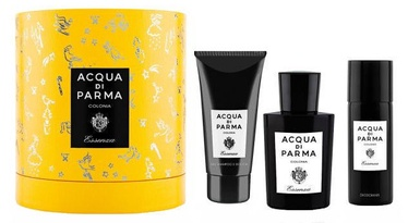Acqua Di Parma Colonia Essenza 100ml EDC + 75ml Shower Gel + 50ml Deodorant Spray