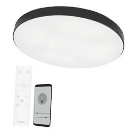 Lubinis šviestuvas Tope Boston, 2x48W, D60, LED, IP20, juodas