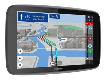 Navigācija Tomtom GO Discover