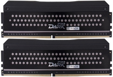 Team Group Dark Pro 8Pack Edition Grey 16GB 3200MHz CL14 DDR4 KIT OF 2