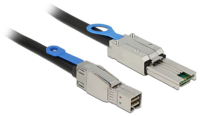 Delock Cable Mini SAS HD SFF-8644 / Mini SAS SFF-8088 1m