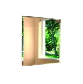 Veidrodis Stiklita GVF, kabinamas, 40 x 40 cm
