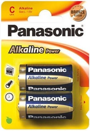 Panasonic Alkaline Battery LR14 x 2