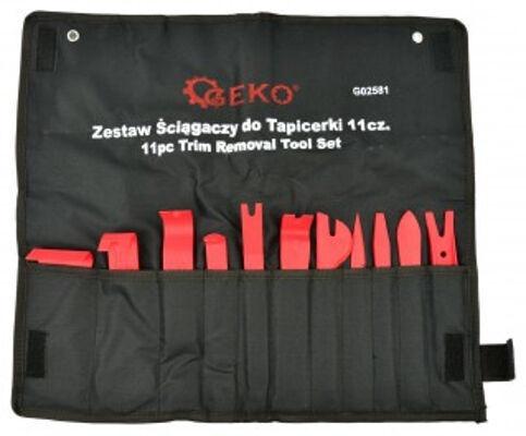 Geko Cladding Removal Set 11pcs