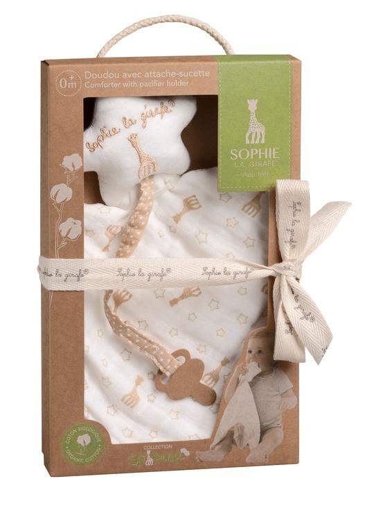 Игрушка для сна Vulli Sophie La Girafe Comfortes With Pacifier Holder 220126