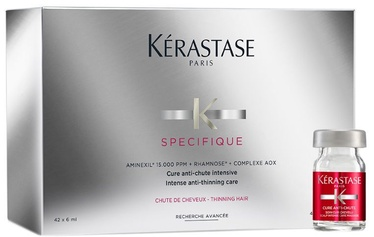 Kerastase Specifique Intense Anti-Thinning Hair Care Ampoules 42 x 6ml