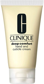 Clinique Deep Comfort Hand And Cuticle Cream 75ml