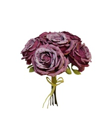 SN Artificial Rose Bouquet 12cm