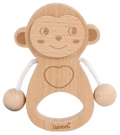 Grabulis Iwood Wooden Monkey Handbell 739377