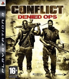 Игра для PlayStation 3 (PS3) Conflict: Denied Ops PS3