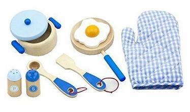 Viga Cooking Tool Set Blue 50115