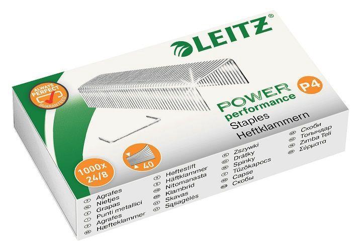 Leitz Staples 1000pcs Nr.24/8