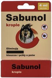 Dr Seidel Sabunol Flea & Tick Drops 4ml