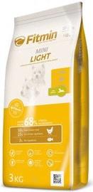 Fitmin Mini Light Dog Food Poultry 3kg