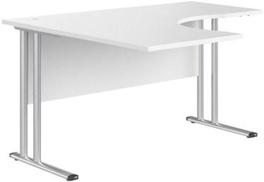 Skyland Imago SA-3M Left Table 140x75.5x120cm White
