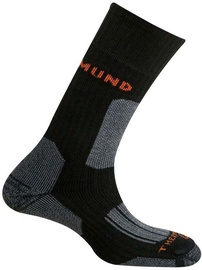 Kojinės Mund Socks Everest Black, 38-41, 1 vnt.