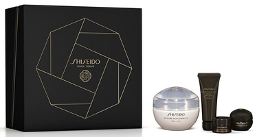 Shiseido Future Solution Lx Total Protective Cream 50ml + 15ml Cleansing Foam + 6ml Cream + 2.5ml Eye and Lip Contour Cream