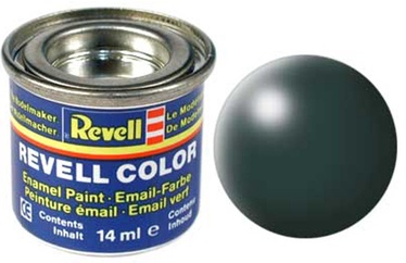 Revell Email Color 14ml Satin Finish RAL 6000 Patina Green 32365