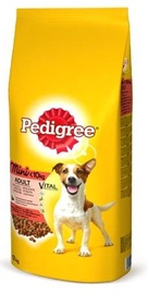 Pedigree Vital Protection Adult Dry Food w/ Beef & Vegetables 12kg