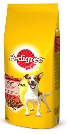 Pedigree Vital Protection Adult Dry Food w/ Beef & Vegetables 12kg