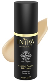 Inika Certified Organic BB Cream 30ml Honey