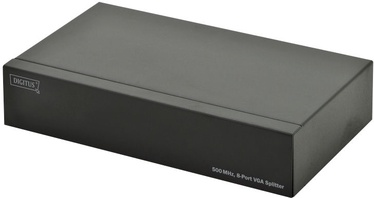 Digitus Professional VGA Splitter 500 MHz 8-Port