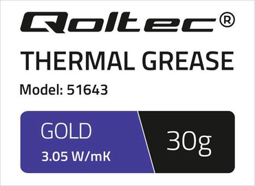 Qoltec Thermal Grease 3.05 W/m-K 30g