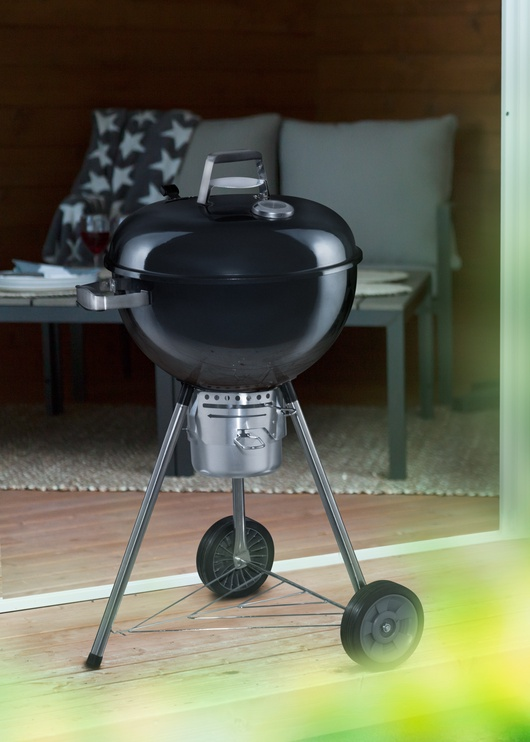 CHARCOAL GRILL MUSTANG COBOLT 47CM
