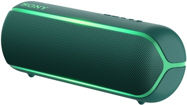 Sony XB22 Extra Bass Portable Bluetooth Speaker Green