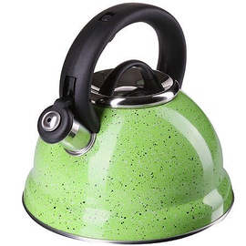 Mayer&Boch Whistling Kettle Green With Marble Chips 2.8l