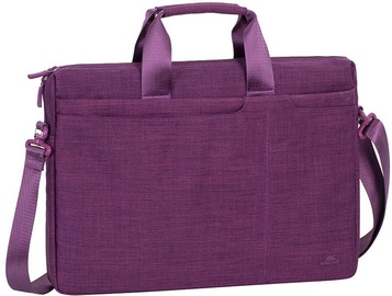 Rivacase, Laptop Bag 15.6'' Purple