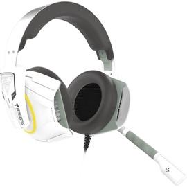 Ausinės Gamdias Hephaestus E1 Gaming Headset Grey