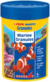 Корм для рыб Sera Marin Granulat 100ml