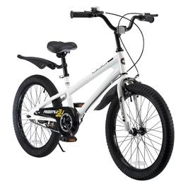 """Vaikiškas dviratis Royalbaby RB20B-6, baltas, 20"""""""