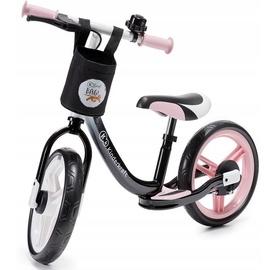 Vaikiškas dviratis Kinderkraft Space Pink