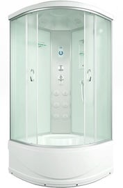 Duškabīne Erlit 4509TP-C3 Massage Shower 90x90cm